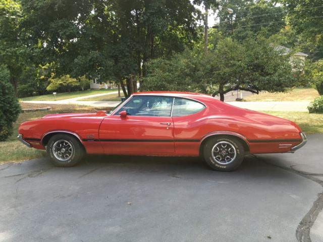 1972 Oldsmobile 442 Cutlass