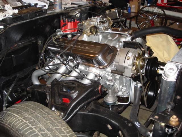 454 Big Block Chevy 1980 Camaro Project Car Fn454 Saginaw