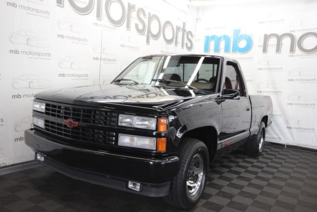 454 SS 1990 Chevy Chevrolet C/K1500 454 SS for sale: photos