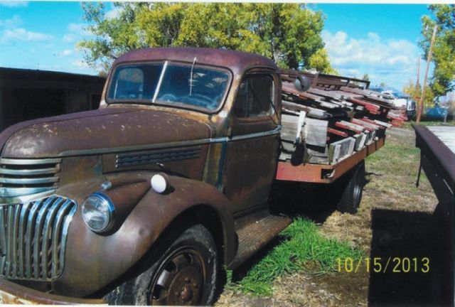 1946 Chevrolet Other Pickups 1 1/2 Ton Truck