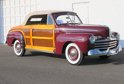 1946 Ford Other Super Deluxe