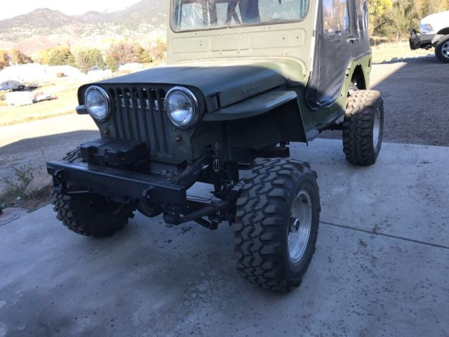 46 Willys CJ2A 4.3 Vortec, AT, PS, PB, Rear Locker more! for ... on