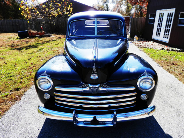 1947 Ford ORIGINAL COUPE FORD COUPE