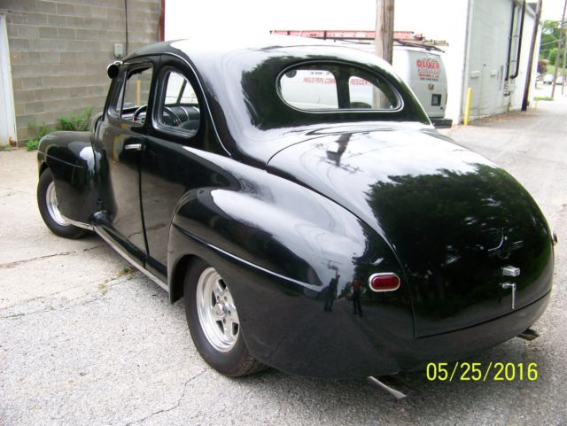 47 ford coupe street rod custom chevy 55 32 40 46 48 50 antique 1947 Ford Coupe Trunk Pan prevnext