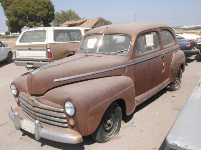 47 ford two door sedan for sale photos technical for 1947 ford 2 door