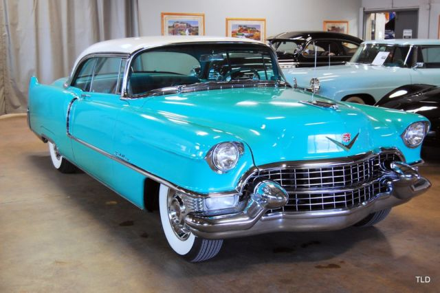 1955 Cadillac DeVille Coupe