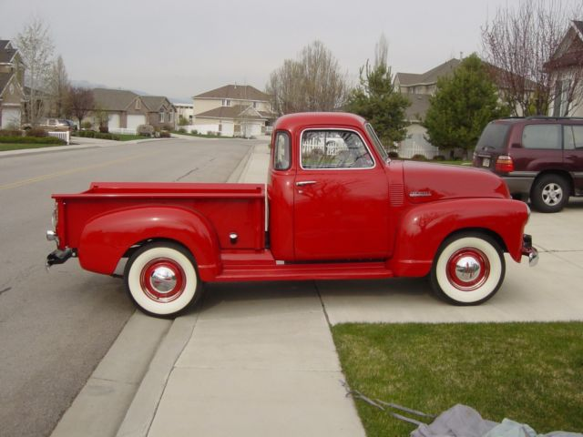 1949 Chevrolet Other Pickups