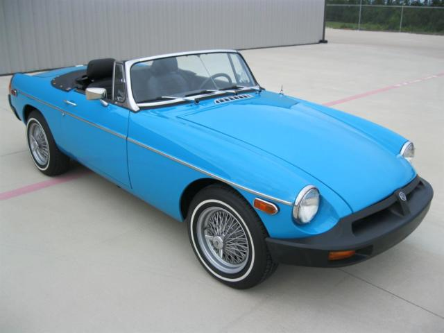 1979 MG MGB FREE SHIPPING!