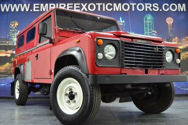 1985 Land Rover Range Rover Hard Top