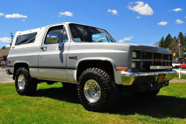 1983 GMC Other K10 Utility