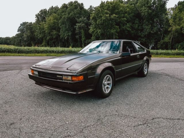 5 Speed Supra MkII P-Type for sale: photos, technical