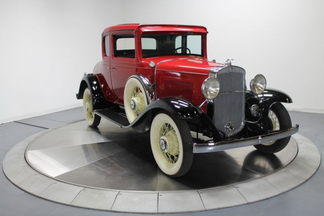 1931 Chevrolet Other 5 Window