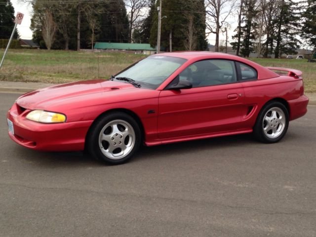 1994 Ford Mustang GT 5.0 Turbo, Sleeper, Daily Drivable,
