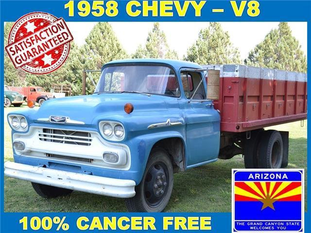 1958 Chevrolet Other Pickups Apache Viking