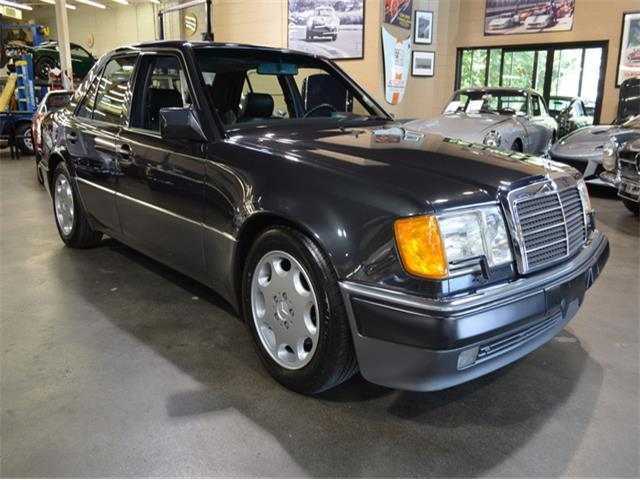1992 Mercedes-Benz 500 Series 500E