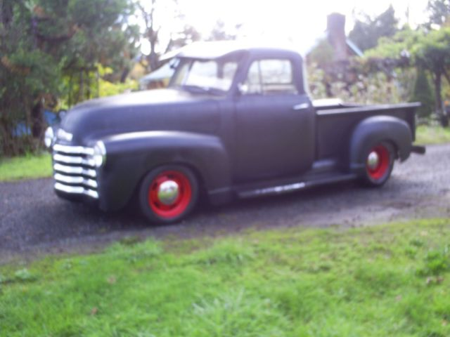 1951 Chevrolet Other Pickups none