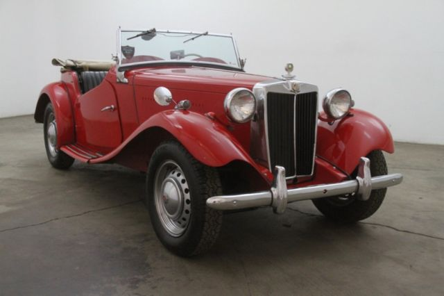 1951 MG Other Roadster