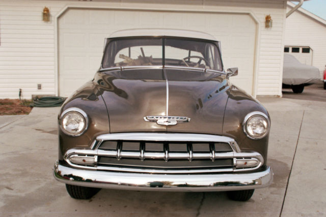 1952 Chevrolet Bel Air/150/210 Belair 2 Door Hardtop