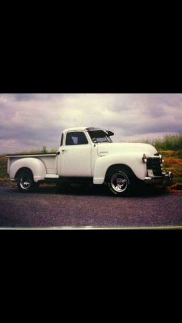 1952 Chevrolet Other Pickups pickup