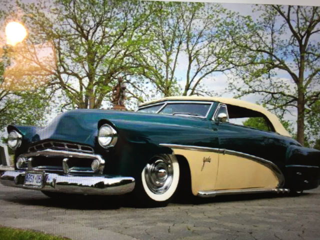 1952 Dodge Coronet CUSTOM LEAD SLED