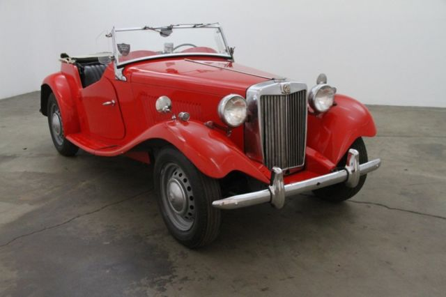 1952 MG Other Roadster