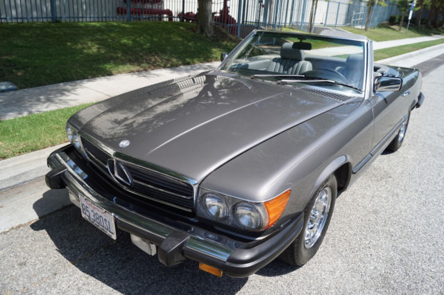 1985 Mercedes-Benz 300-Series 380 SL