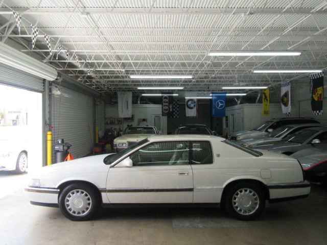 1993 Cadillac Eldorado Base Coupe 2-Door