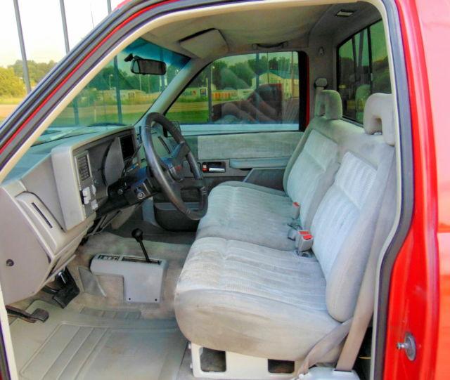 54K Orig MILES Z71 4x4 Single Cab Step Side Truck 4wd