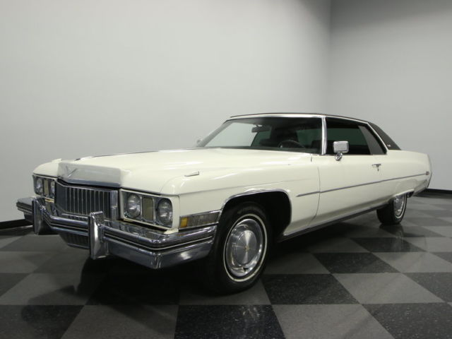 1973 Cadillac Coupe DeVille