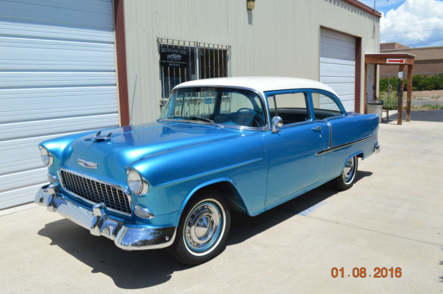 1955 Chevrolet Bel Air/150/210 210/2Door POST