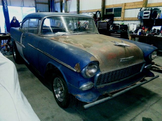 55 Chevy Projects For Sale | Autos Post