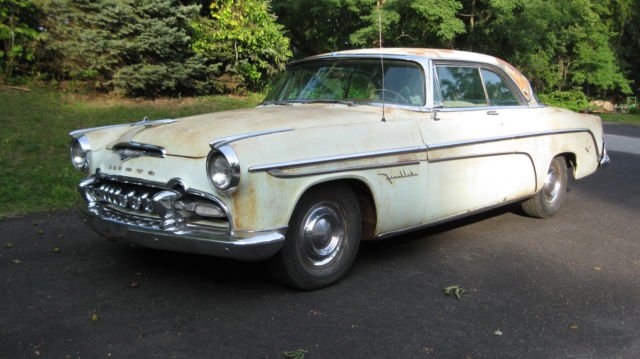 1955 DeSoto Fireflight 2 Door Sportsman