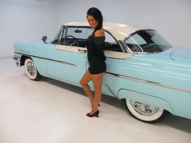 55 Mercury Coupe Hardtop Original Classic 56 Chevy Ford