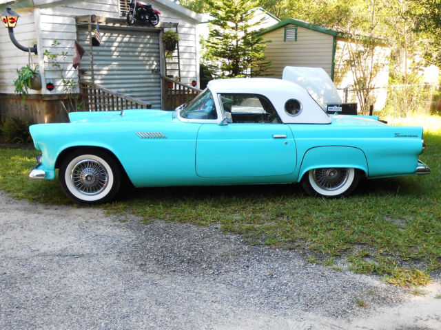55 t bird 1981 ford shay w hard top for sale photos. Black Bedroom Furniture Sets. Home Design Ideas