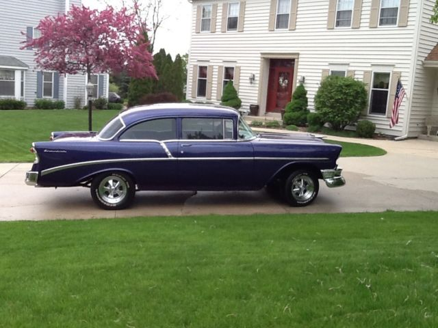 1956 Chevrolet Bel Air/150/210 Sedan