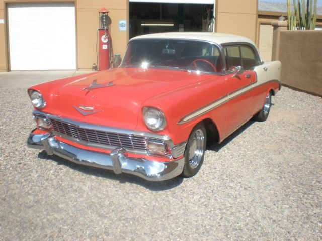 1956 Chevrolet Bel Air/150/210 stock