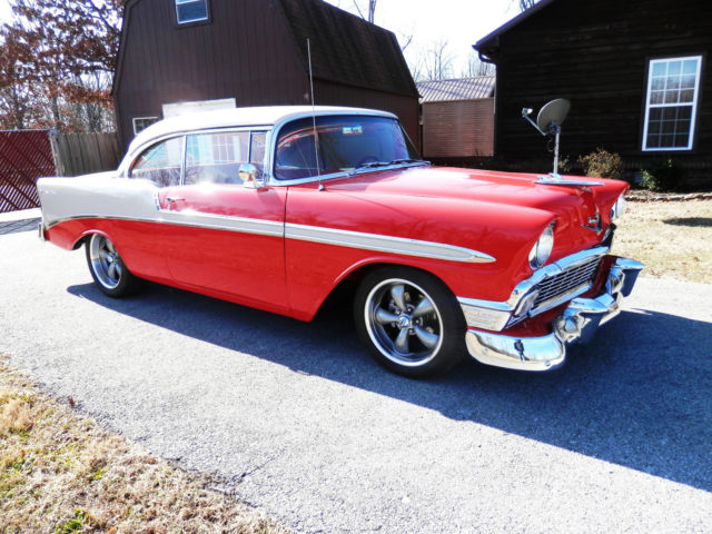 1956 Chevrolet Bel Air/150/210 BEL AIR 2 DOOR HT