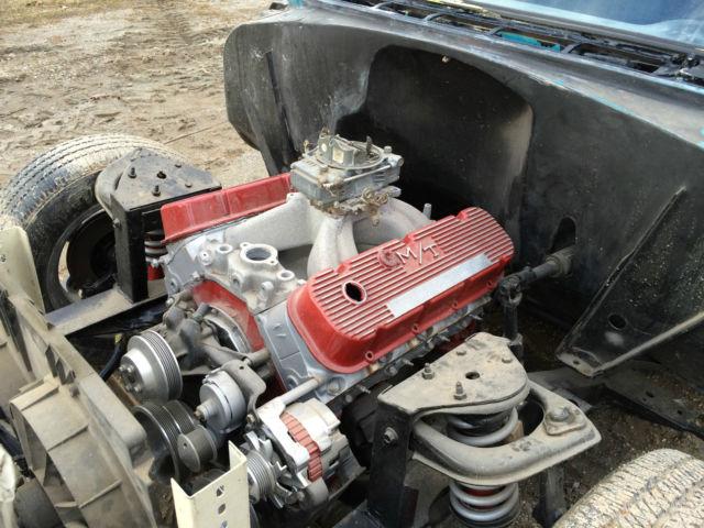 Engine Compartment Photos - TriFive.com, 1955 Chevy 1956 chevy ...