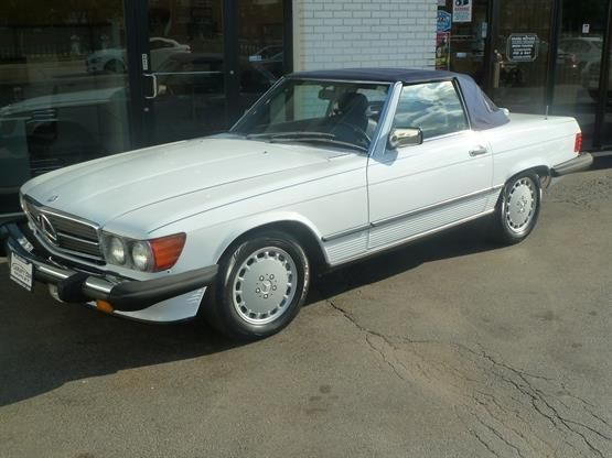 1989 Mercedes-Benz Other 560SL 2dr Co