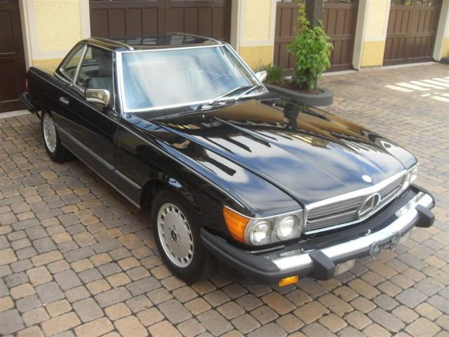 1988 Mercedes-Benz SL-Class FREE SHIPPING!