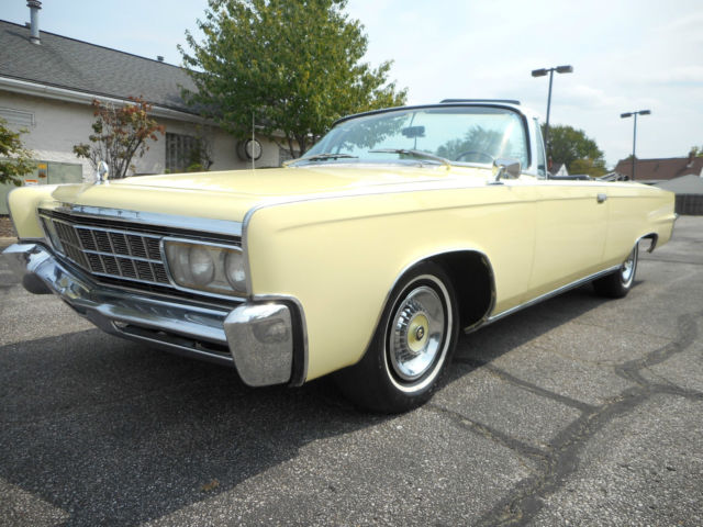 1966 Chrysler Imperial Crown! NO RESERVE AUCTION! HIGHEST BIDDER WINS!
