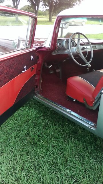 1957 Chevrolet Bel Air/150/210 Extention wagon