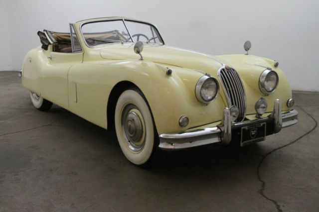 1957 Jaguar XK Drop Head Coupe