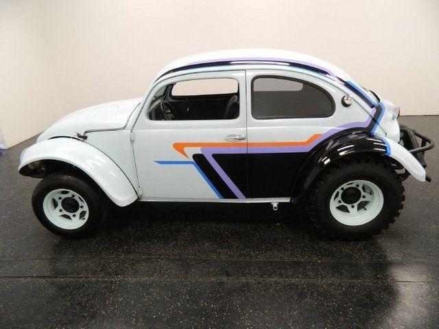 57 VW 1957 Bug Oval Window Volkswagen Baja Coupe Beetle Dune Buggy for sale: photos, technical ...