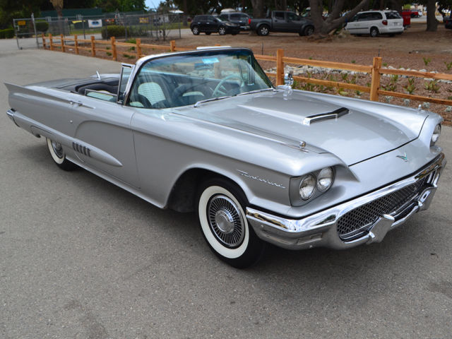 1958 Ford Thunderbird One-Off