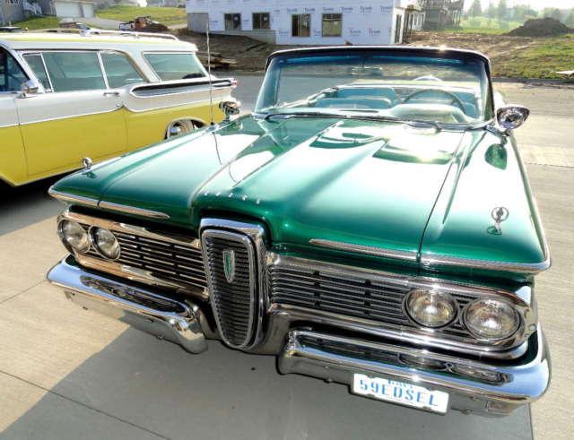 59 el camino 58 mercury 2 door wagon 60 dodge polara for sale