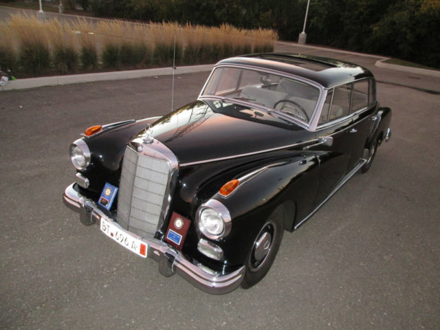 1959 Mercedes-Benz Other 300D