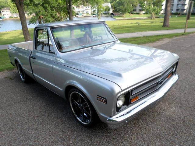 1969 Chevrolet C-10 FREE SHIPPING!