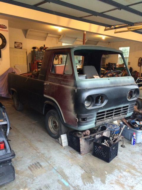1961 Ford Other Pickups E100