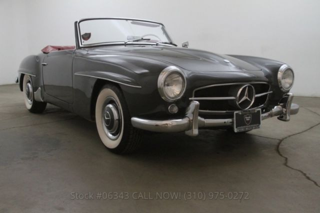 1961 Mercedes-Benz 190-Series